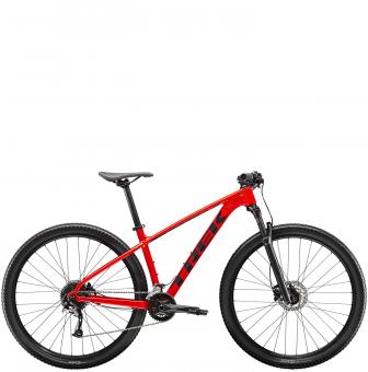 Велосипед Trek X-Caliber 7 (2020) Radioactive Red
