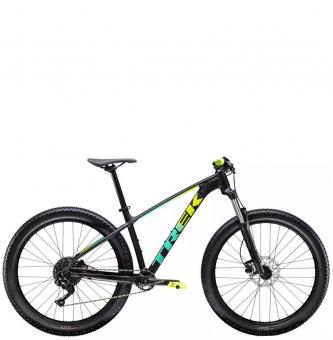 Велосипед Trek Roscoe 6 (2020) Matte Black/Volt Miami Fade