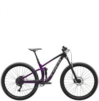 Велосипед Trek Fuel EX 5 (2020) Black/Purple Lotus