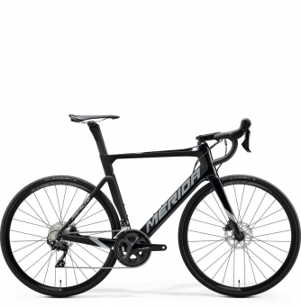 Велосипед Merida Reacto Disc 4000 (2020) GlossyBlack/MattBlack/DarkSilver