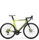 Велосипед Merida Reacto Disc 4000 (2020) Matt Black/Glossy Green 1
