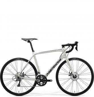 Велосипед Merida Scultura Disc 200 (2020) SilkTitan/Black