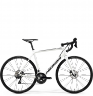 Велосипед Merida Scultura Disc 400 (2020) White/Black