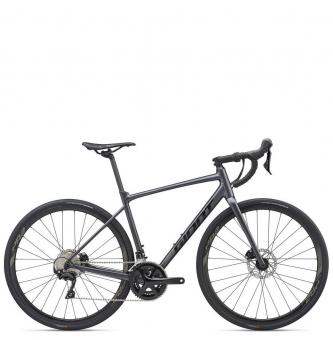 Велосипед Giant Contend AR 1 (2020) Matte Gunmetal Black
