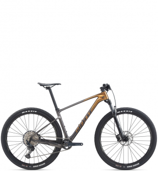 Велосипед Giant XTC Advanced 29 2 (2020)