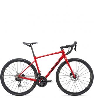 Велосипед Giant Contend AR 1 (2020) Metallic Red / Metallic Black