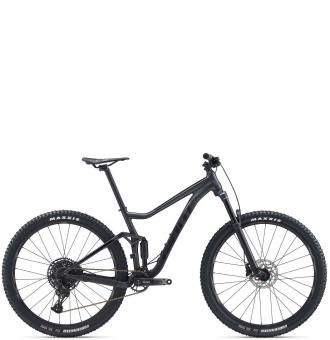 Велосипед Giant Stance 29 2 (2020) Matte Gunmetal Black/Gloss Black