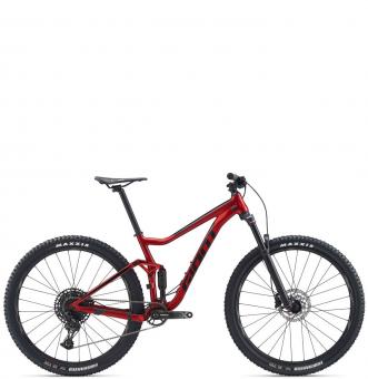 Велосипед Giant Stance 29 2 (2020) Metallic Red/Black