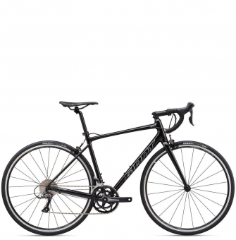 Велосипед Giant Contend 2 (2020) Gloss Metallic Black/Silver