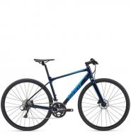 Велосипед Giant FastRoad SL 2 (2020) Metallic Black