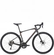Велосипед гравел Giant Revolt Advanced 3 (2021) Gray