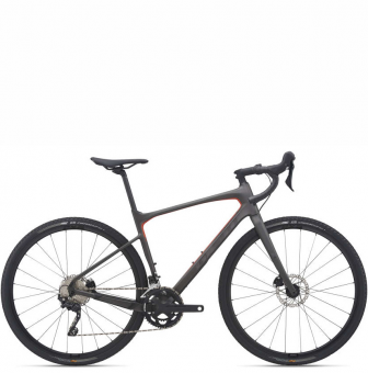 Велосипед гравел Giant Revolt Advanced 3 (2021) Gray