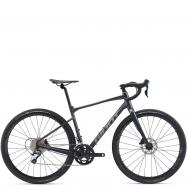 Велосипед гравел Giant Revolt 1 (2020) Gunmetal Black