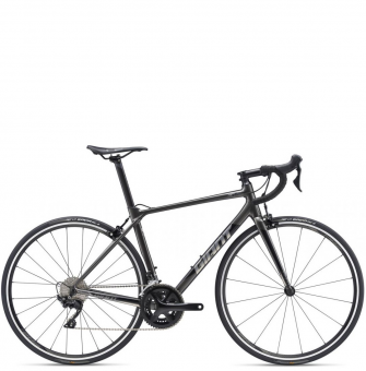 Велосипед Giant TCR SL 1 (2020) Silver/Gunmetal Black