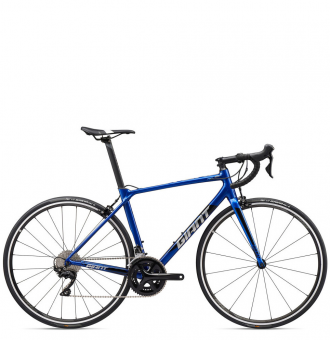 Велосипед Giant TCR SL 1 (2020) Electric Blue/Chrome