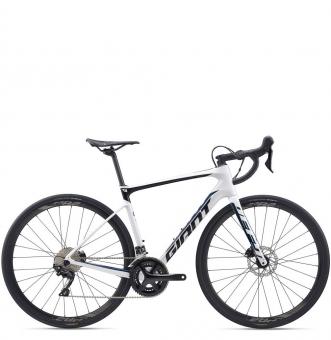Велосипед Giant Defy Advanced 2 (2020) White