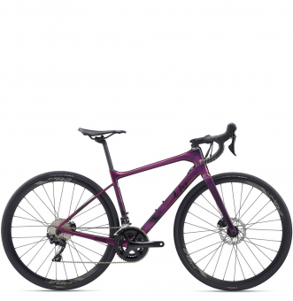 Велосипед Giant LIV Avail Advanced 2 Lady (2020) Chameleon Plum