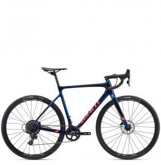 Велосипед циклокросс Giant TCX Advanced (2020) Metallic Navy
