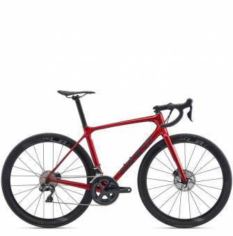 Велосипед Giant TCR Advanced Pro 1 Disc (2020)