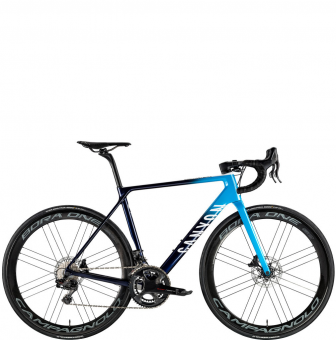 Велосипед Canyon Ultimate CF SLX Disc 9.0 Team Movistar