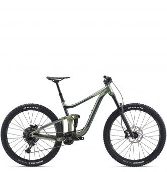 Велосипед Enduro Giant Reign 29 2 (2020) Dark Olive