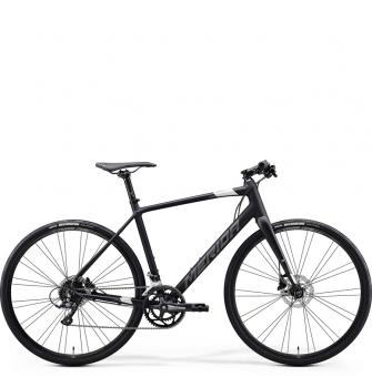 Велосипед Merida Speeder 200 (2020) MattBlack/Silver
