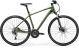 Велосипед Merida Crossway XT Edition (2020) Matt Fog Green 1