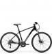Велосипед Merida Crossway XT Edition (2020) GlossyBlack/MattSilver/Black 1