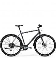 Велосипед Merida Crossway Urban 100 (2020) GlossyAnthracite/Black