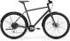 Велосипед Merida Crossway Urban 100 (2020) GlossyAnthracite/Black 1