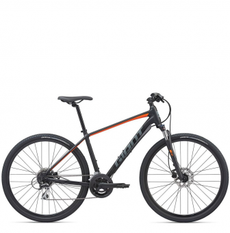 Велосипед Giant Roam 3 Disc 3x8 (2020) Black / Orange