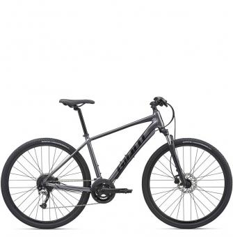 Велосипед Giant Roam 2 Disc (2020) Charcoal