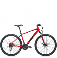 Велосипед Giant Roam 2 Disc (2020) Pure Red
