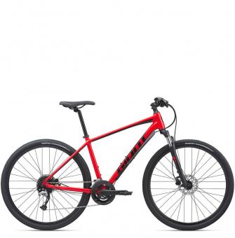 Велосипед Giant Roam 2 Disc (2020) Pure Red