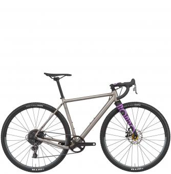 Велосипед гравел Rondo Ruut AL2 (2020) Gray
