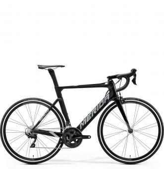 Велосипед Merida Reacto 4000 (2020) Glossy Black/Matt Black (Dark Silver)