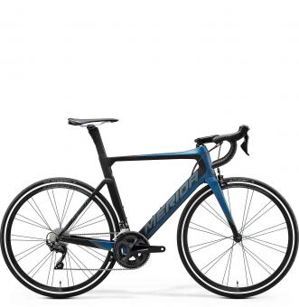 Велосипед Merida Reacto 4000 (2020) Matt Blue/Black