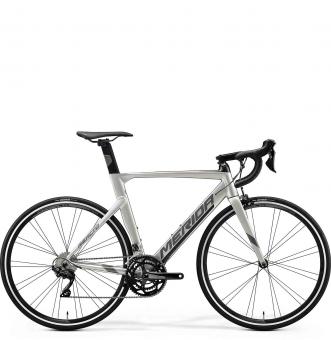 Велосипед Merida Reacto 400 (2020) Silk Titan/Dark Silver