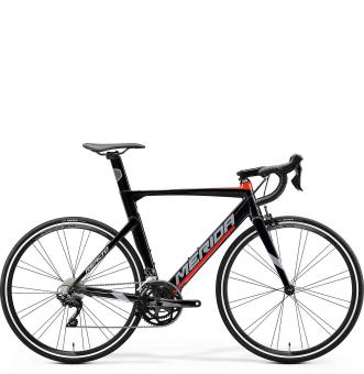Велосипед Merida Reacto 400 (2020) Glossy Black/Red