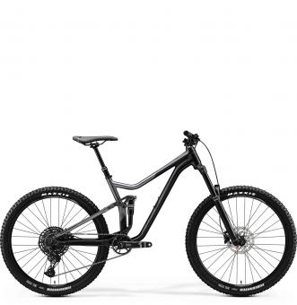 Велосипед Merida One-Forty 400 (2020) Silk Black/Anthracite