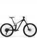 Велосипед Merida One-Forty 400 (2020) Silk Black/Anthracite 1