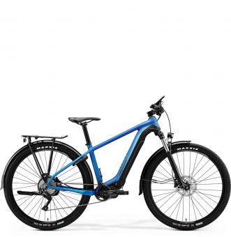 Электровелосипед Merida eBig.Nine 400 EQ (2020) Matt Medium Blue/Black