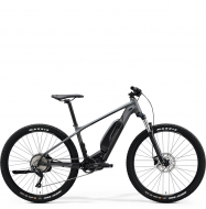 Электровелосипед Merida eBig.Seven 300 SE (2020) Matt Dark Grey/Black