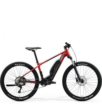 Электровелосипед Merida eBig.Seven 300 SE (2020) Silk X'Mas Red/Black