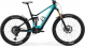 Электровелосипед Merida eOne-Sixty 10K (2020) Glossy Candy Teal/Matt Black 1