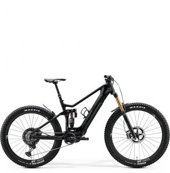 Электровелосипед Merida eOne-Sixty 10K (2020) Glossy Black/Matt Black