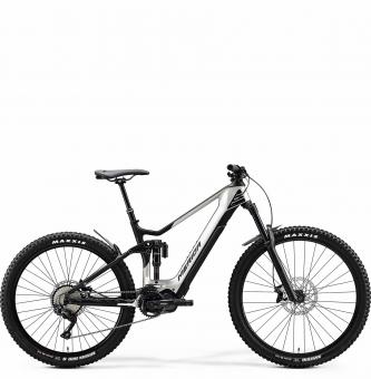 Электровелосипед Merida eOne-Sixty 5000 (2020) Silk Titan/Matt Black