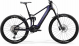 Электровелосипед Merida eOne-Sixty 8000 (2020) Glossy Purple Rainbow/Matt Black 2