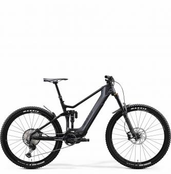 Электровелосипед Merida eOne-Sixty 8000 (2020) Glossy Anthracite/Matt Black