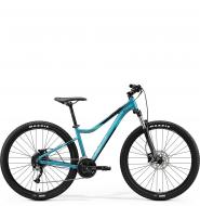 Велосипед Merida Matts 7.100 (2020) GlossyTeal/Silver-Green/Blak
